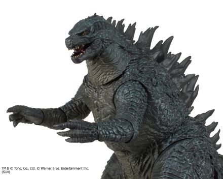 "Godzilla 24"" Head-to-Tail Action Figure"